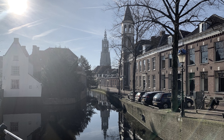 Mini city guide: a day trip in Amersfoort