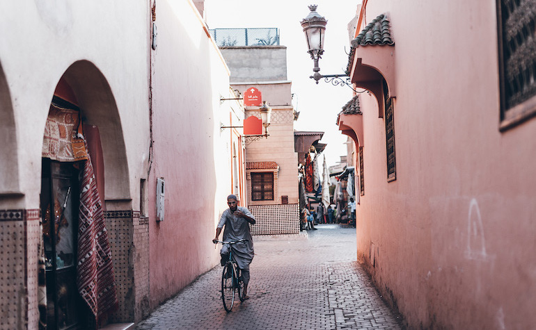 The hidden wonders of Marrakech
