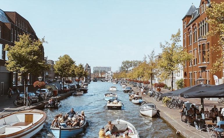 9 hotspots in Leiden
